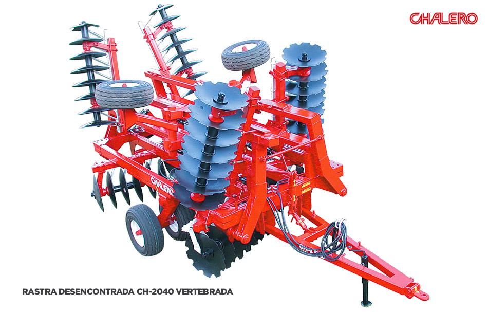 03 – RASTRA DESENCONTRADA CH-2040 VERTEBRADA